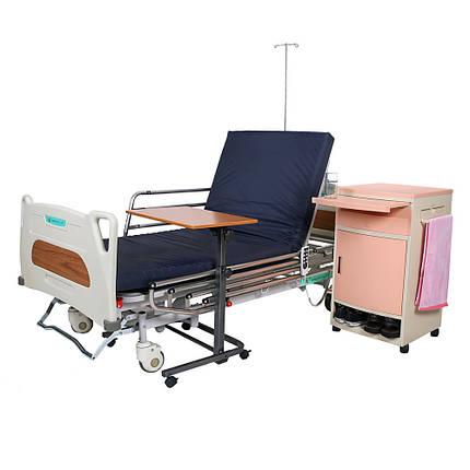 Медичне ліжко з електроприводом OSD-9018, фото 2