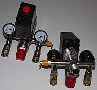 Автоматика (прессостат) для компрессора в сборе, 1 выход
