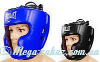 Шлем боксерский с полной защитой Elast 5229 (шлем бокс): 2 цвета, M/L/XL