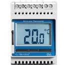 Терморегулятор для тёплого пола на DIN рейку   ETN4-1999  датчик пола (в комплекте)