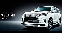 Обвес Lexus LX450d LX570 Modellista