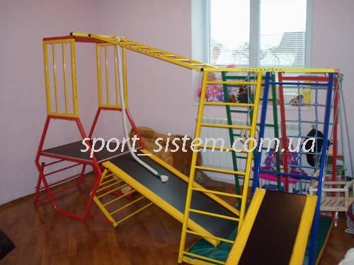 Детский спортивно игровой комплекс Лабиринт (металл)