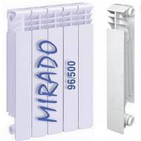 Радиатор биметаллический MIRADO (Мирадо) (96/500)