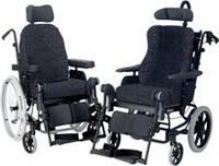 Многофункциональная коляска Invacare Rea Azalea Assist с опциями для ассистента, Швеция