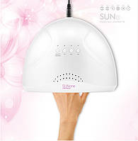 УФ LED лампа с таймером SUNOne 48W