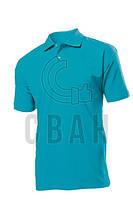 Рубашка-поло STEDMAN ST3000 цв.голубой