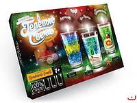 Набор для творчества «Magic Candle» - гелевые свечи, сделанные своими руками, 3 в 1 наборе !!!