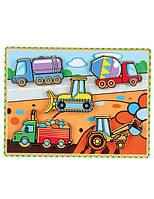 Рамка-вкладыш viga toys Спецмашины (56439)