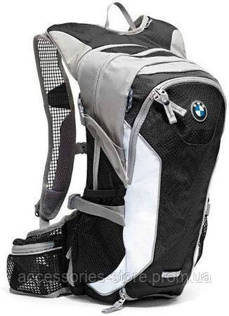 Велосипедный рюкзак BMW Bike Rucksack Grey/Black