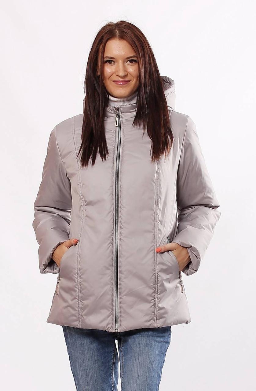Куртка из матовой плащевки 30-72 рр