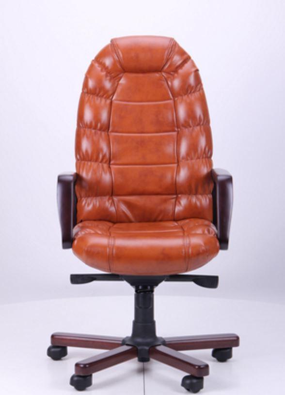 Кресло Марракеш Экстра вишня Механизм МВ Мадрас коньяк (фото 2)