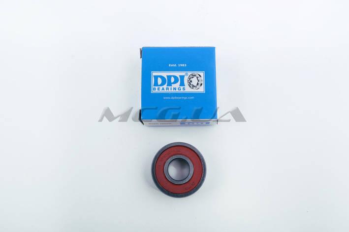 """Подшипник   6000-RS   10*26*8   (редуктор мотокосы)   """"DPI"""", фото 2"""