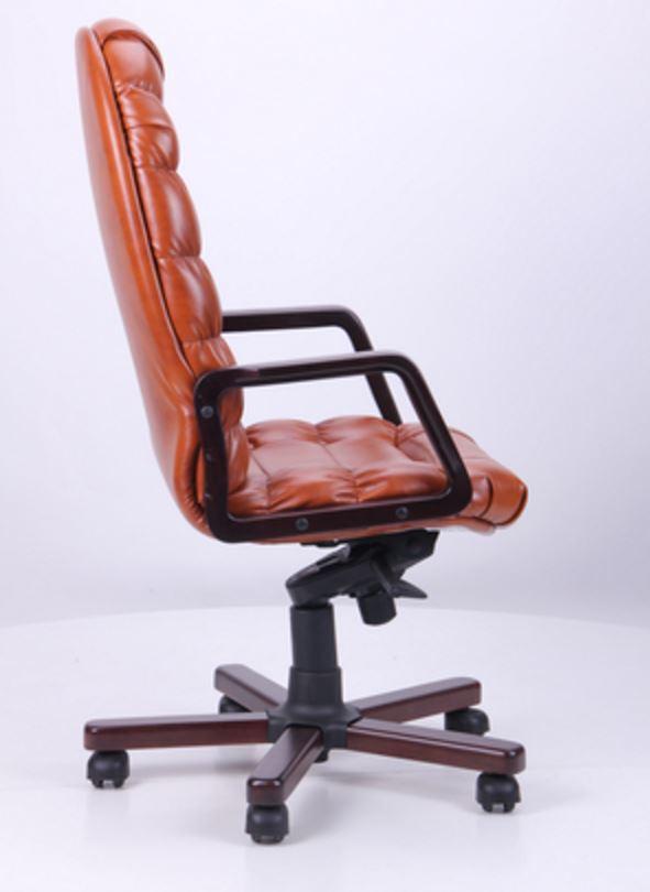 Кресло Марракеш Экстра вишня Механизм МВ Мадрас коньяк (фото 3)