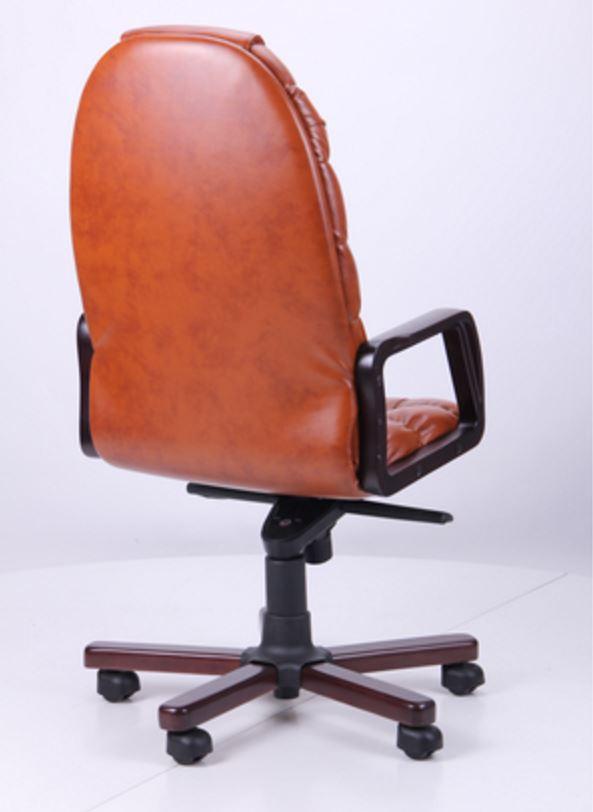 Кресло Марракеш Экстра вишня Механизм МВ Мадрас коньяк (фото 4)
