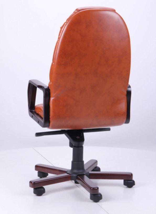 Кресло Марракеш Экстра вишня Механизм МВ Мадрас коньяк (фото 5)