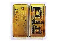 Зажигалка - слайдер Доллар, Евро