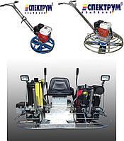 Затирочные машины серий SZM-600, SZM-900, SZMD-900, SZMD-1200