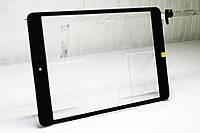 Тачскрин (Сенсор дисплея) iPad mini черный в сборе с коннектором оригинал
