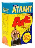 Атлант 80%+ACE+КАРНИТИН, 1000 ГР