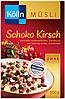 Kölln Müsli Schoko-Kirsch - Мюсли с шоколадом и вишней,500 г