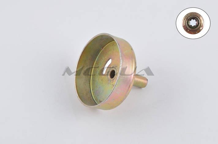 Тарелка вариатора мотокосы   7T, фото 2
