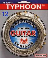 Solid Typhoon NS121046 комплект струн для 12-ти струнной гитары