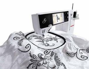 Характеристика швейно- вышивальных машин