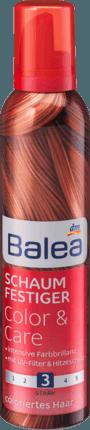 Пена для волос Balea Color & Care-3