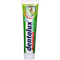 Зубна паста dentalux krauter fresh (свіжість трав) 125 мл.