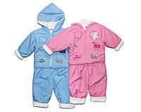 Костюмы детские на весну для мальчика и девочки , фото 1