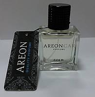 Ароматизатор Areon Car Perfume 50 мл, Silver