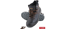 Ботинки кожаные защитные противоскользящие BCT Rejs