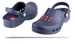Обувь медицинская Wock, модель NUBE 01 (голубые), по предоплате