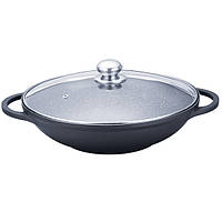 Сковорода 32 см WOK Maestro MR-4832