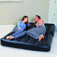 Надувной диван-кровать трансформер Bestway 75056