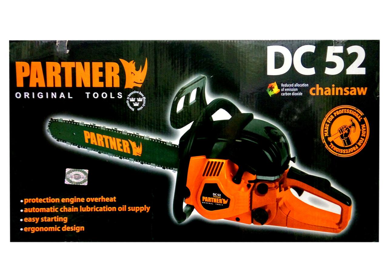 Бензопила Partner DC 52