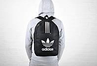 Рюкзак спортивный адидас (Adidas), черный
