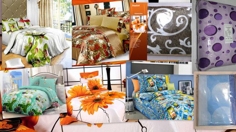 Комплект постельного белья полуторка