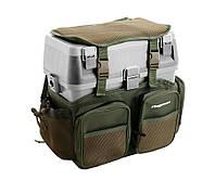 Сумка-рюкзак  для зимнего высокого ящика