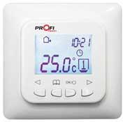 Електронний терморегулятоProfitherm EX-PRO З датчиком температури підлоги (в комплекті)