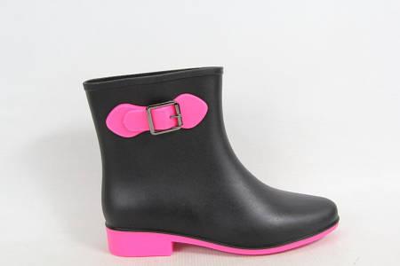 Женские резиновые ботинки DERICE