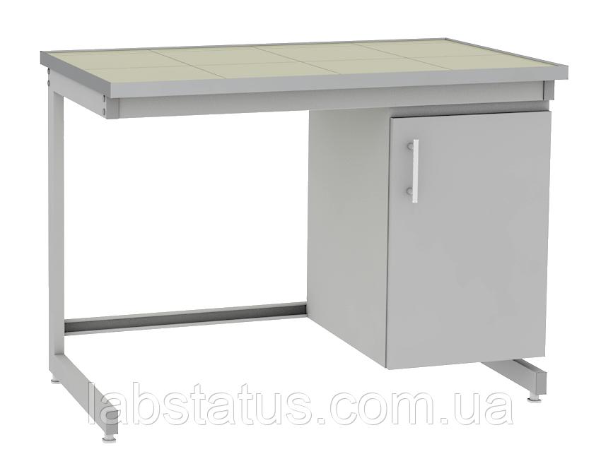 """Стіл лабораторний """"ЄВРО"""" СЛП-3.051.05"""