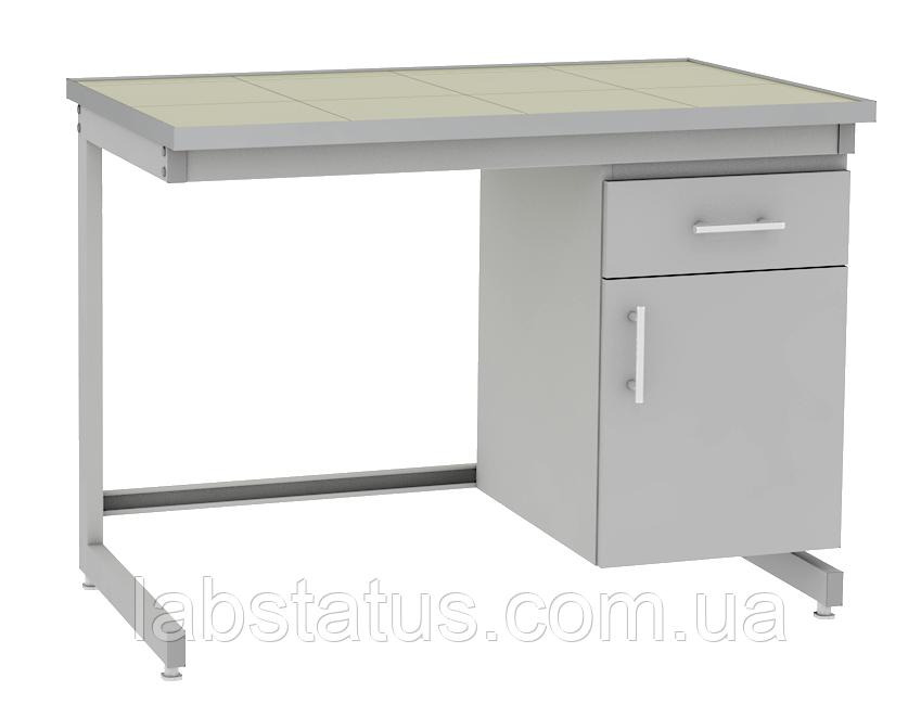 """Стіл лабораторний """"ЄВРО"""" СЛП-3.061.05"""