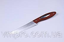 """Нож кухонный """"DianJin"""",нож """"Диана"""" универсальный,23.5 см,ручка под осину"""