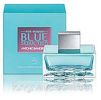 Женская туалетная вода Antonio Banderas Blue Seduction, 50 мл