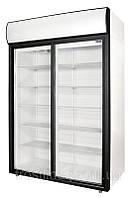 Холодильный шкаф со стеклянной дверью Polair (Полаир) DM114Sd-S