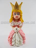 Сахарное украшение принцесса