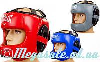 Шлем боксерский с бампером Elast 5340 (шлем бокс): 3 цвета, M/L/XL