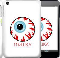 """Чехол на iPad mini 2 (Retina) Мишка белый """"795c-28"""""""