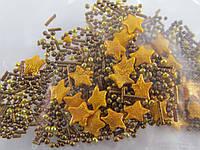 Посыпка: звезды с посыпкой